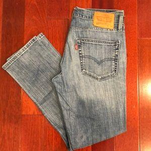 Levi's Jeans - Men's Levi's 511 Slim Fit Jeans 32X30